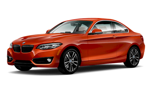 BMW 2-я серия (F22, F23, F45)